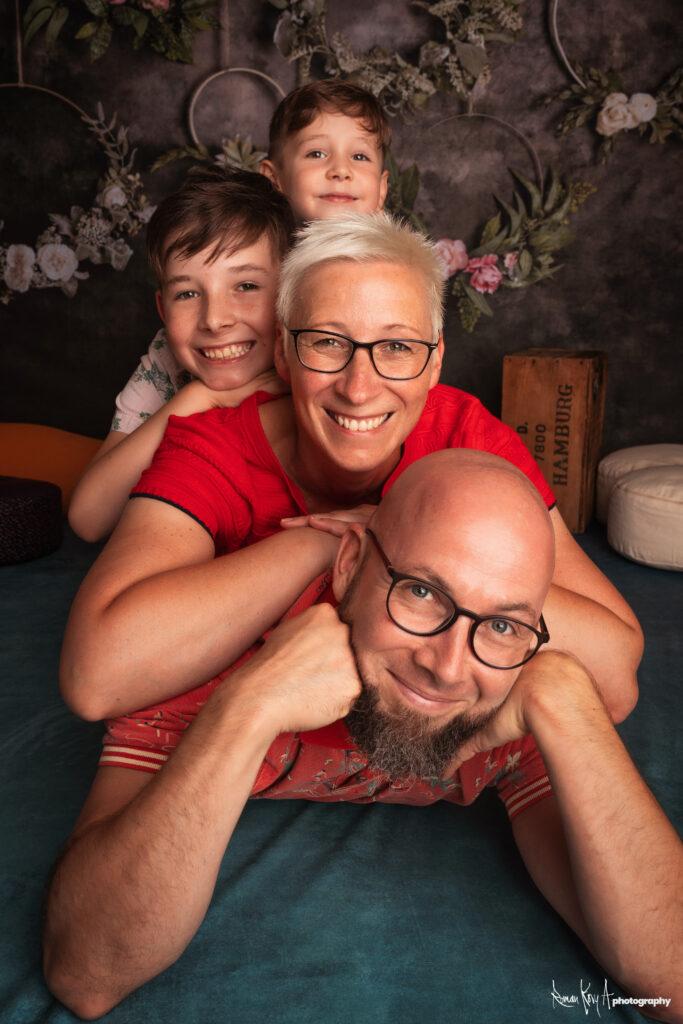 Familienfotografie. Foto: Roman Koryzna / Roman Kory A Photography. © 2021